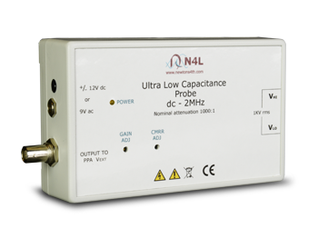 ULCP ULtra Low Capacitance Probe